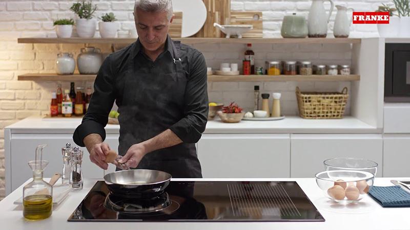 Bếp từ Franke