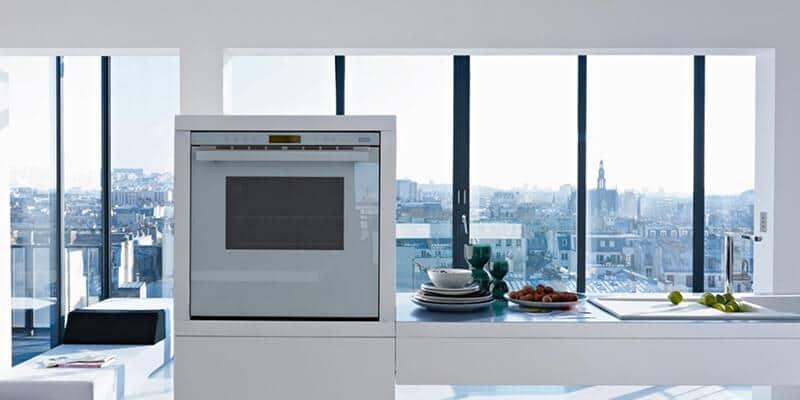 microwave franke